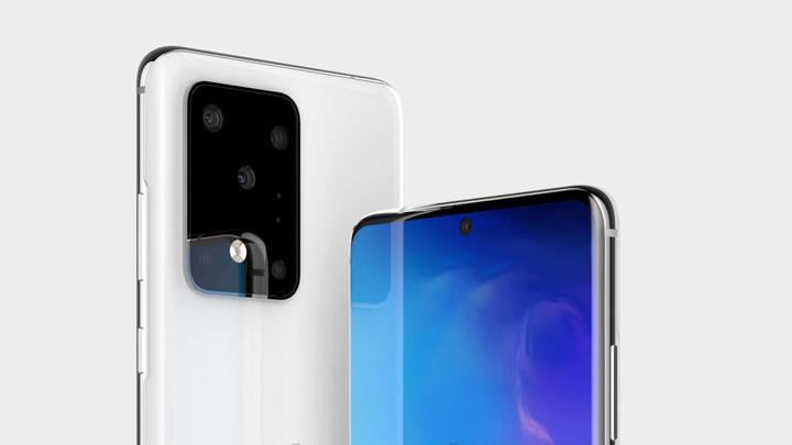 Samsung Galaxy S11, Galaxy S20 ismiyle karşımıza çıkabilir