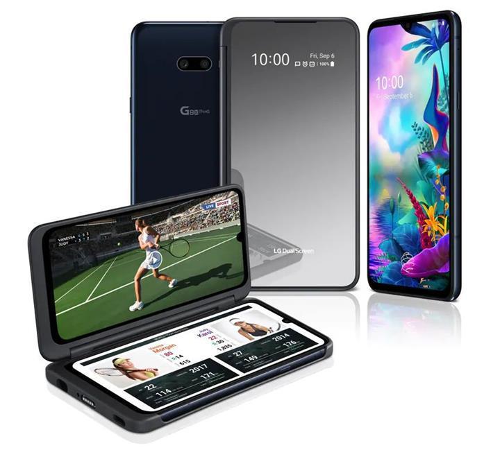 Çift ekran özellikli LG V60 ThinQ 5G'nin tanıtım tarihi belli oldu