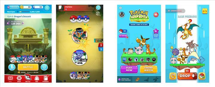 Pokemon oyunları Facebook platformunda