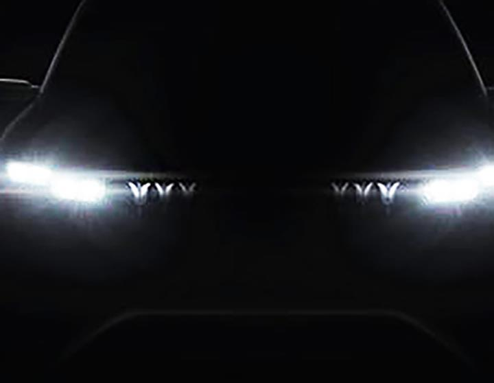 """Yerli otomobilin """"lale"""" şeklindeki ızgarası ortaya çıktı"""