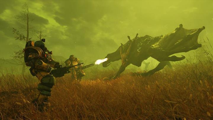 Fallout 76 oyununda hacker saldırısı