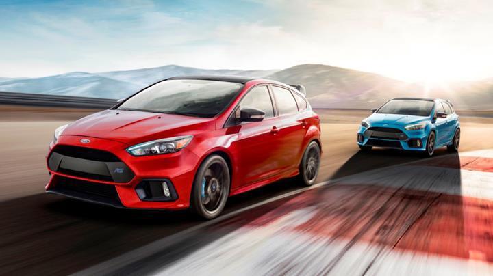 Yeni nesil Ford Focus RS, hibrit olarak karşımıza çıkabilir