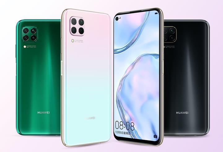 Huawei nova 6 SE satışa sunuldu
