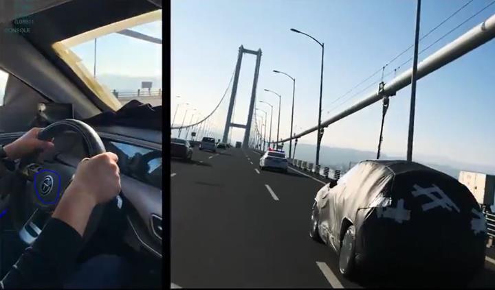 Yerli otomobilden yeni video! Logo ilk kez göründü