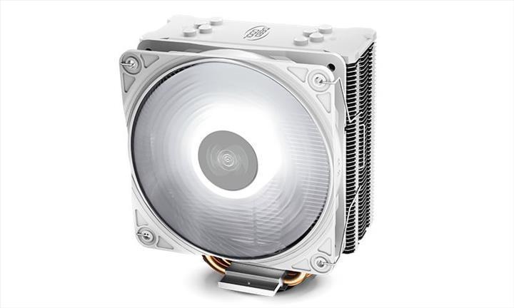 Deepcool GAMMAXX GTE V2 White soğutucusunu satışa sundu