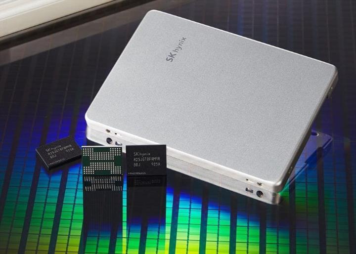 SK Hynix ilk 128 katmanlı SSD ürünleri CES 2020 fuarına geliyor.