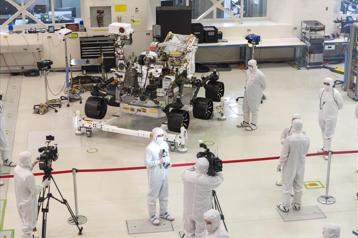 NASA, Mars 2020 gezgini ile Kızıl Gezegenin antik dönemini araştıracak