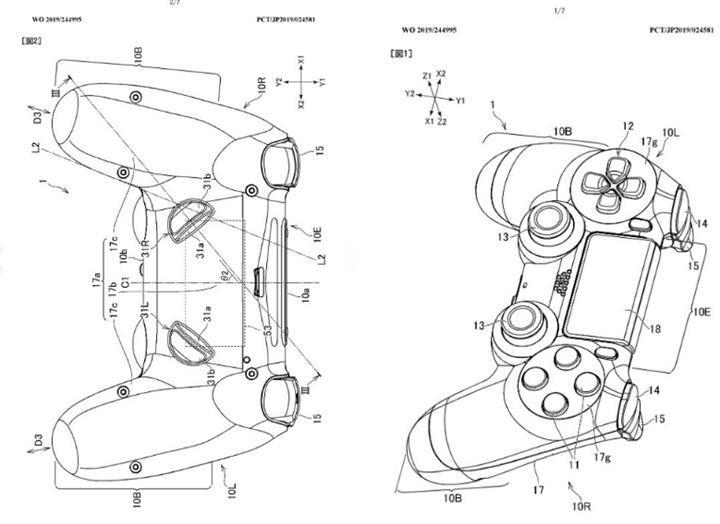 Yeni PlayStation kontrolcüsü patent alırken görüntülendi
