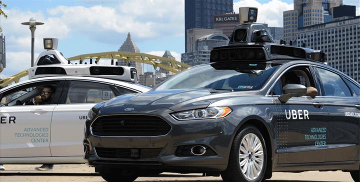 Uber, otonom araç testleri yapmak için Pittsburgh'da 600 dönümlük arazi aldı