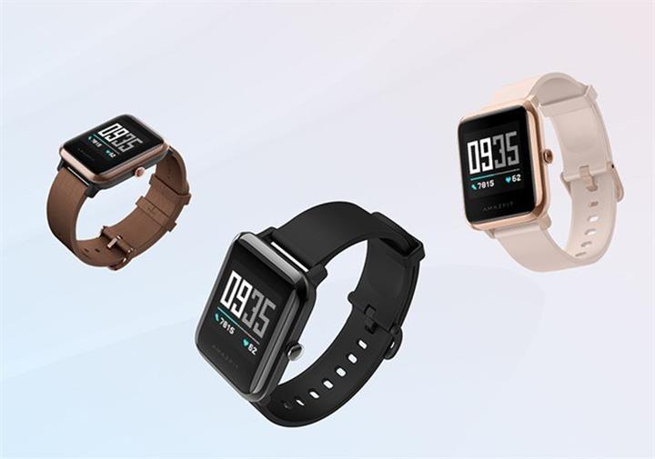 Amazfit Bip S akıllı saat modeli CES 2020'de tanıtılacak
