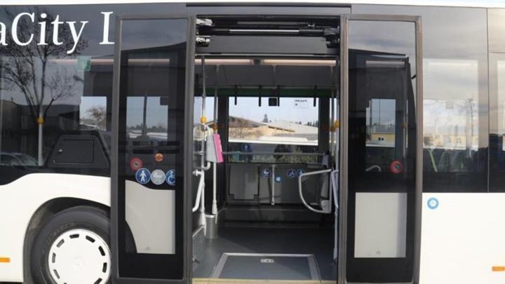 Metrobüs hattında kullanılacak yeni aracın testlerine başlandı