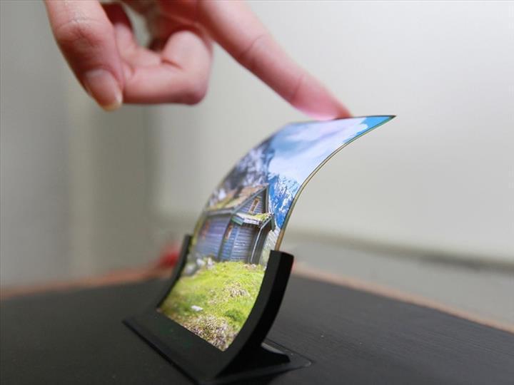 Samsung, ekranı uzayabilen akıllı telefon patenti aldı