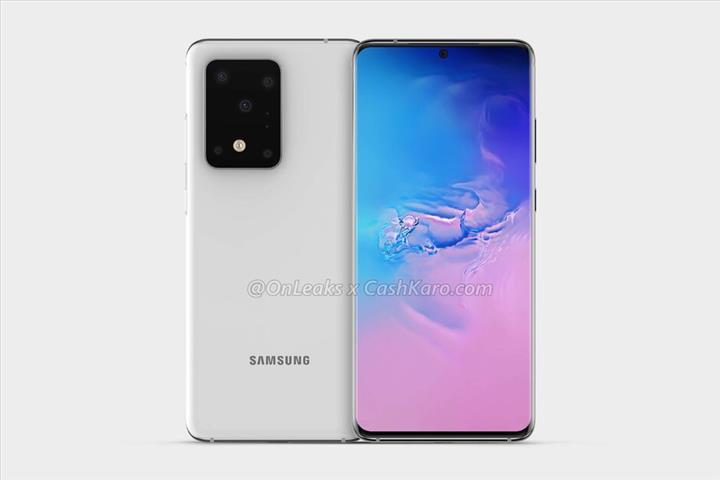 Galaxy S20 (Galaxy S11) farklı bir isimlendirme kullanacak