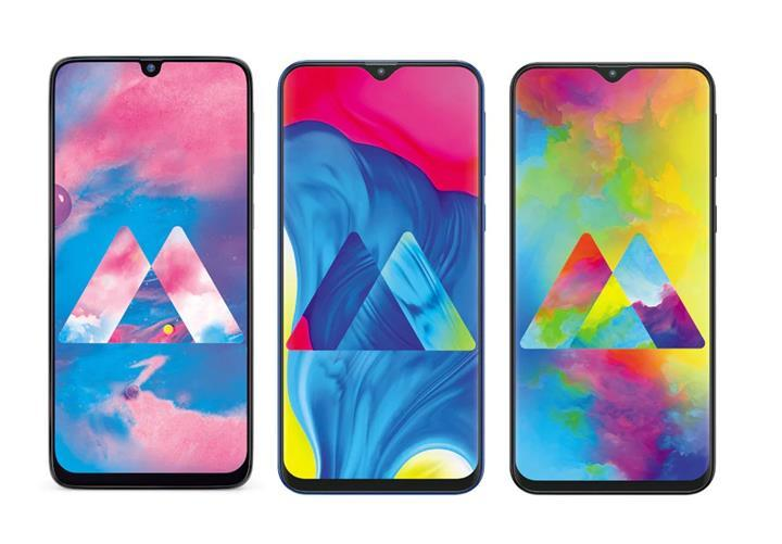 Samsung Galaxy M20'nin gelişmiş versiyonu yolda