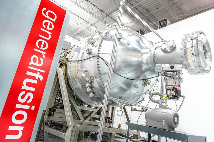 Jeff Bezos destekli nükleer füzyon şirketi, 100 milyon dolar yatırım aldı