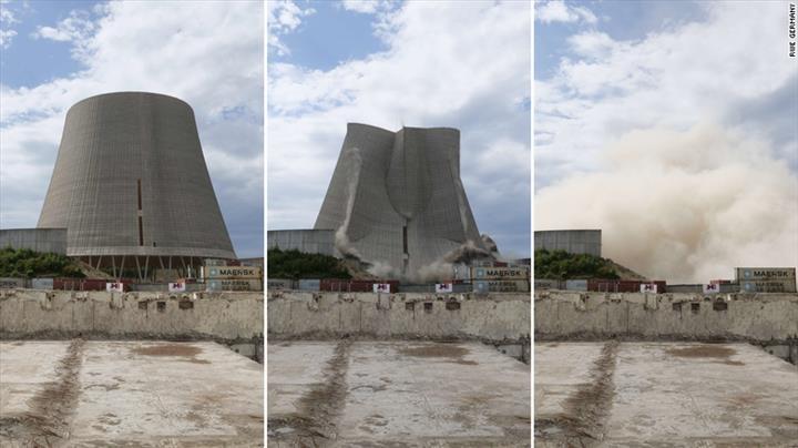 Almanya, 2022 yılına kadar tüm nükleer enerji santrallerini kapatmayı planlıyor