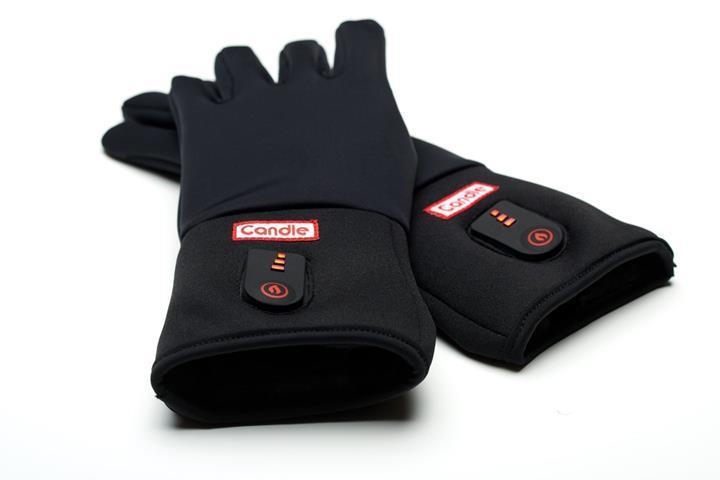 """Soğuk kış günleri için geliştirilen ısıtmalı eldiven: """"Candle"""""""