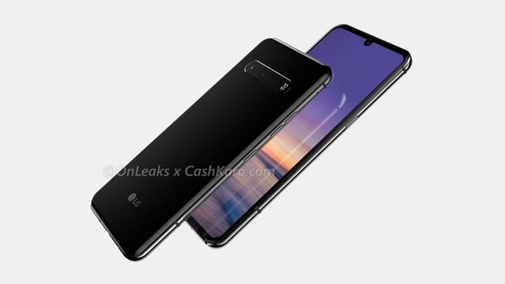 LG G9'un tasarımını açığa çıkaran görseller yayınlandı