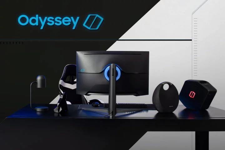 Samsung'dan iddialı iki Odyssey oyuncu monitörü