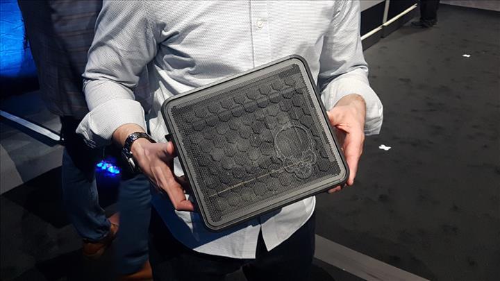 En güçlü Intel NUC kasası tanıtıldı