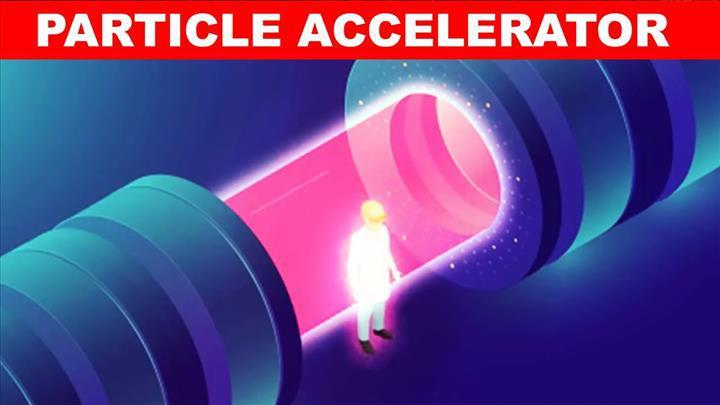 Mikroçip ölçeğinde parçacık hızlandırıcı üretildi