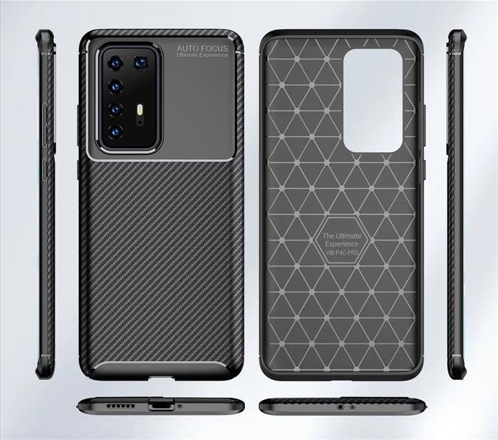 Huawei P40 Pro'nun tasarımını ortaya koyan kılıf görselleri yayınlandı