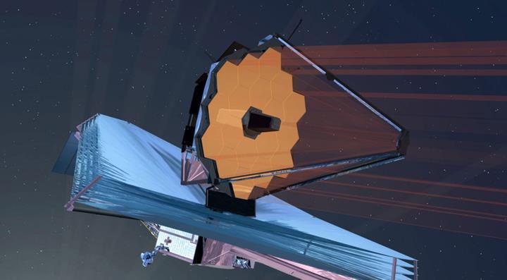 NASA'dan James Webb Uzay Teleskobu'yla ilgili açıklama