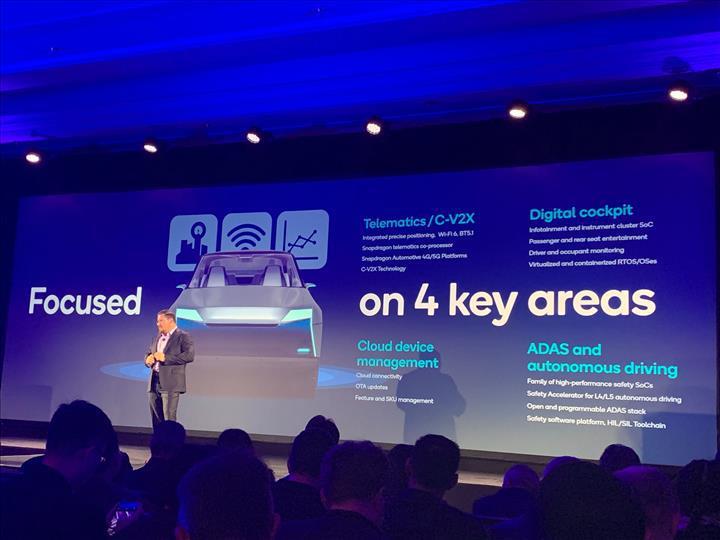Qualcomm 2023 yılında araçlarda da olacak