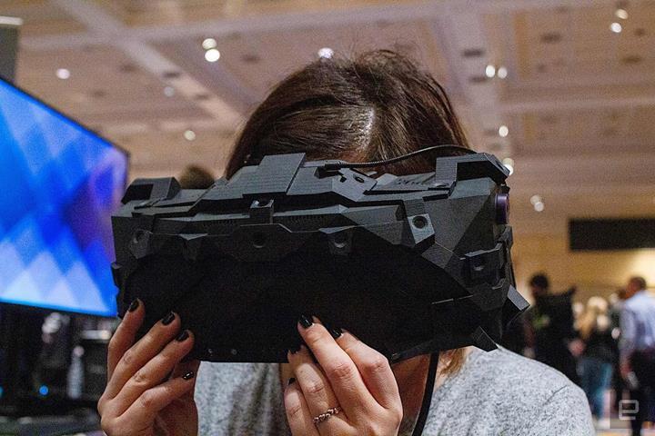 VRngineers'ın XTAL sanal gerçeklik gözlüğü 8K çözünürlük desteği ile geliyor