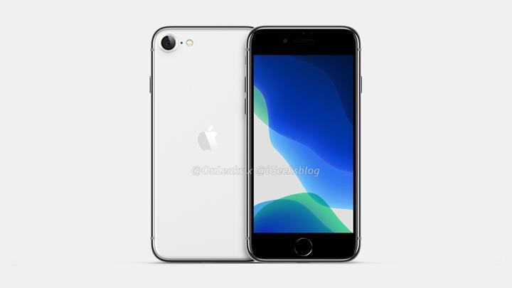 iPhone SE 2'nin (iPhone 9) tasarımı net olarak ortaya çıktı