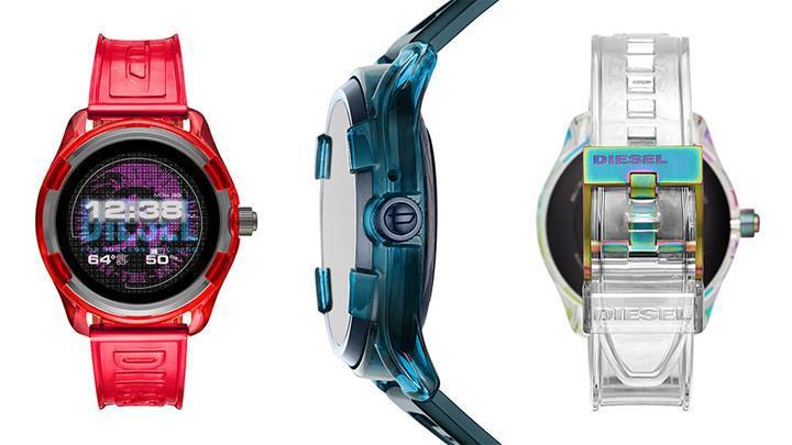 Diesel, Snapdragon Wear 3100 işlemcili yeni akıllı saatlerini tanıttı