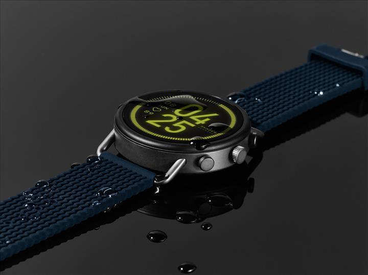 Skagen Falster 3 Wear OS akıllı saat, Snapdragon 3100 ve 1GB RAM ile tanıtıldı