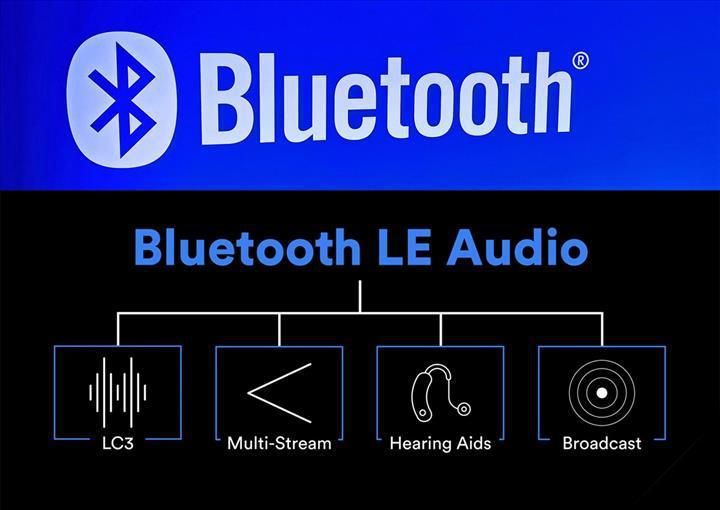 Yeni Bluetooth ses standardı tanımlandı