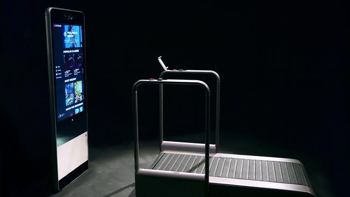 43 inç ekranlı ilk koşu bandı tanıtıldı: Amazfit HomeStudio