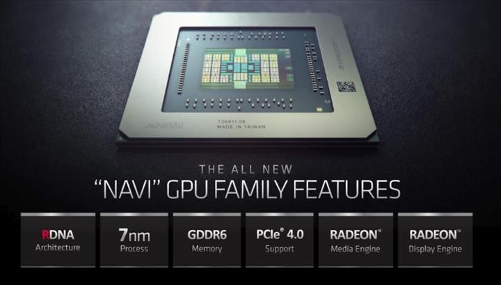 AMD CEO'su: Üst seviye Navi kartımızı bekleyin