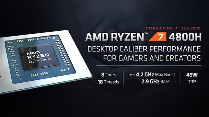 Intel'e kök söktürecek AMD Rzyen 4000 serisi resmiyet kazandı