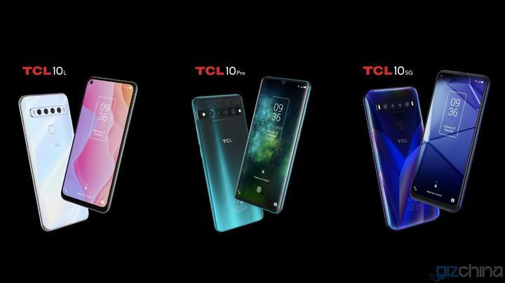 TCL akıllı telefon serisini genişletiyor