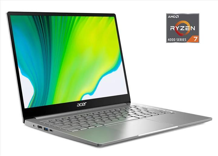 Acer Swift 3 modeli en yeni işlemcilerle güncellendi