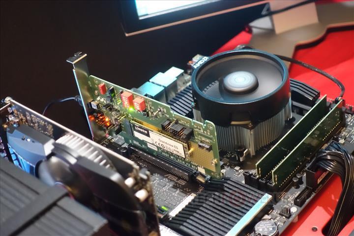 Kingston Grandview SSD sürücüsü orta seviyeye PCIe 4.0 ile geliyor