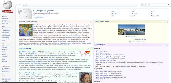 Adalet Bakanı'ndan Wikipedia açıklaması