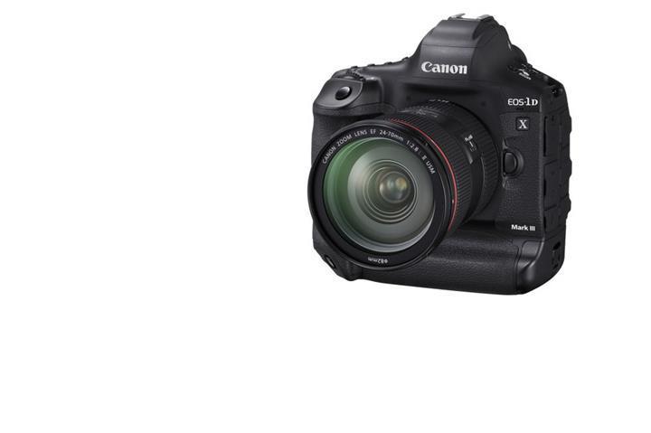 Canon amiral gemisi EOS 1DX Mark III modelini duyurdu