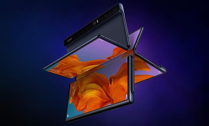Katlanabilir Huawei Mate X'in satış rakamları açıklandı