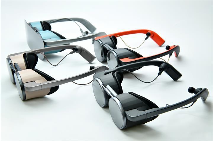 Panasonic ilgi çekici tasarıma sahip VR gözlüğünü duyurdu