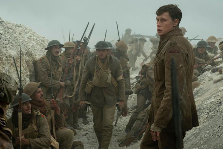Altın Küre ödüllü '1917' filmi, gişelere hızlı bir giriş yaptı