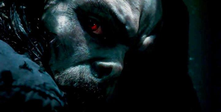 Spider-Man evreninde geçen yeni film Morbius'tan ilk fragman geldi