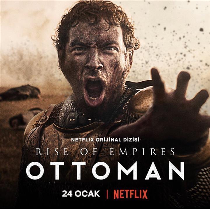 Osmanlı'yı anlatan Netflix dizisi Rise of Empires: Ottoman'ın fragmanı yayınlandı
