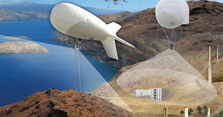 ASELSAN'ın mini zeplinleri önümüzdeki ay sınırda uçacak