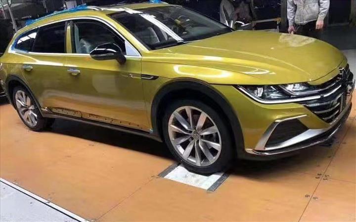 Volkswagen Arteon'un station wagon versiyonu karşınızda