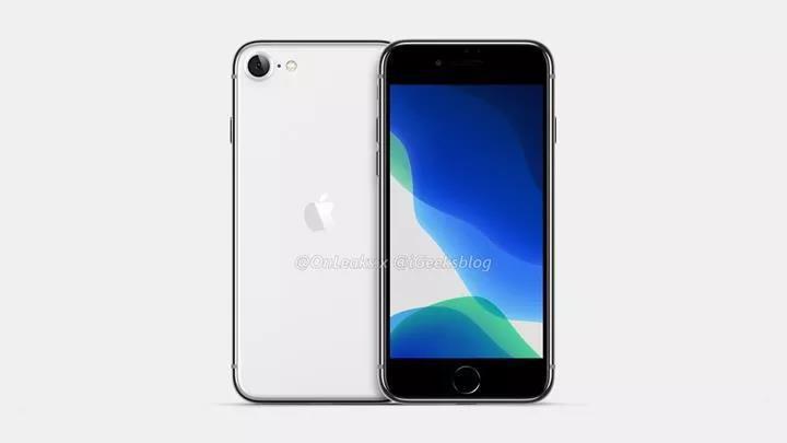 iPhone 8 tasarımıyla gelmesi beklenen iPhone SE 2'nin ekranı daha büyük olabilir