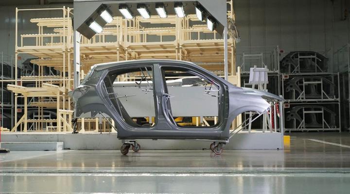 Yeni Hyundai i10, İzmit'te üretim bandına çıktı